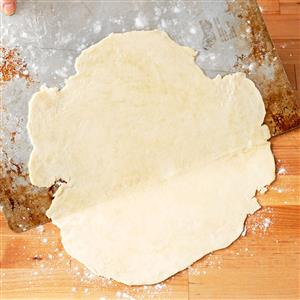 Classic Butter Pie Pastry Recipe