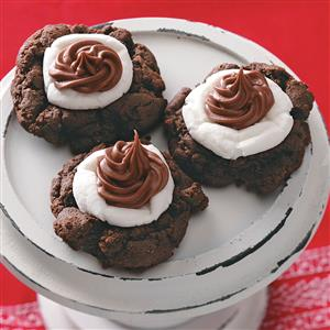 Cocoa/Marshmallow Cookies Recipe