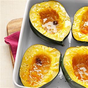 Coconut Acorn Squash Recipe