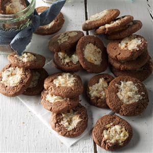 Coconut Chocolate Slices Recipe