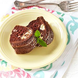 Coconut-Filled Fudge Cake Recipe