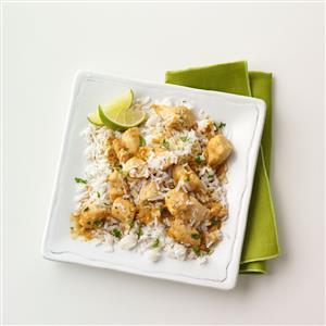 Coconut-Lime Chicken Recipe