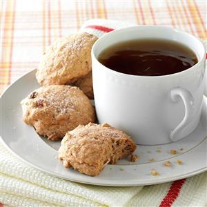 Coffee Almond Crisps Recipe