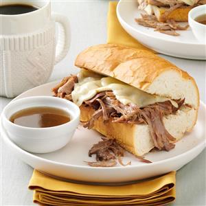 Coffee-Braised Pulled Pork Sandwiches Recipe