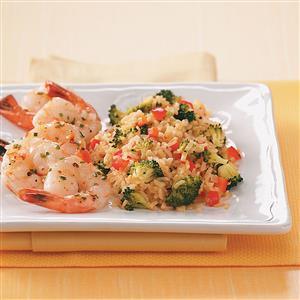 Colorful Broccoli Rice Recipe
