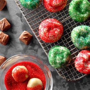 Colorful Candy Bar Cookies Recipe
