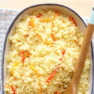 Colorful Couscous Recipe