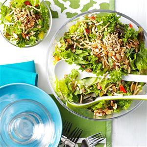 Company Green Salad Recipe