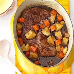Company Pot Roast Recipe