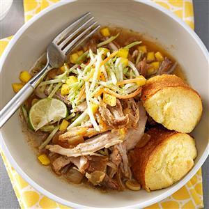 Conga Lime Pork Recipe