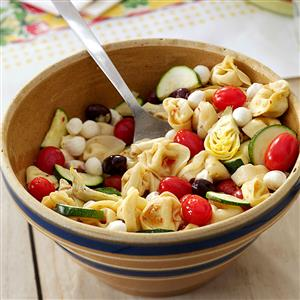 Connie's Tortellini Salad Recipe