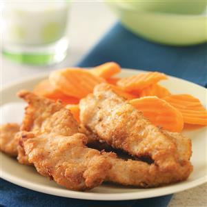 Contest-Winning Crispy Chicken Fingers Recipe