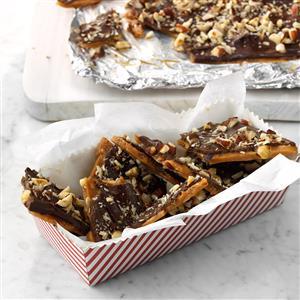 Contest-Winning Hazelnut Toffee Recipe