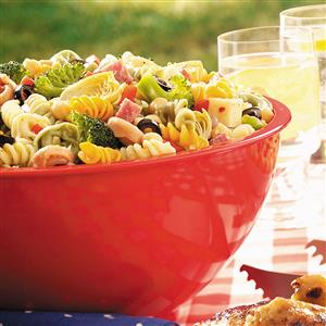 Contest-Winning Picnic Pasta Salad