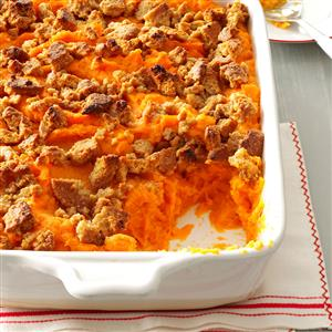Contest-Winning Sweet Potato Bake Recipe