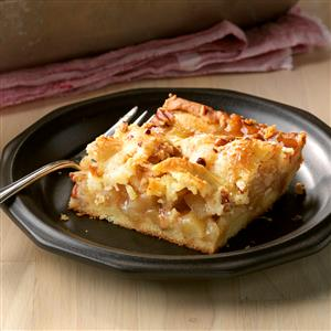 Cookie Crust Deep-Dish Apple Pie Recipe