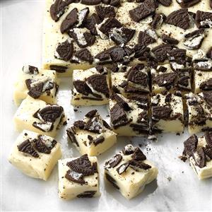 Cookies 'n' Cream Fudge