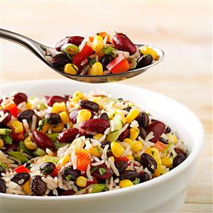 Cool Beans Salad Recipe