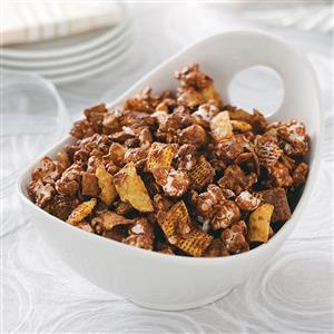 Corny Chocolate Crunch Recipe