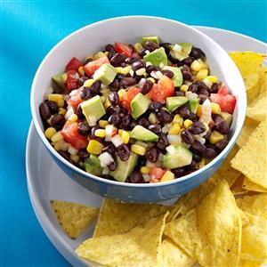 Corny Mexican Salad Recipe