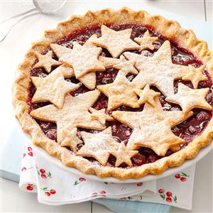 Country Fair Cherry Pie Recipe