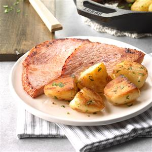 Country Ham and Potatoes Recipe