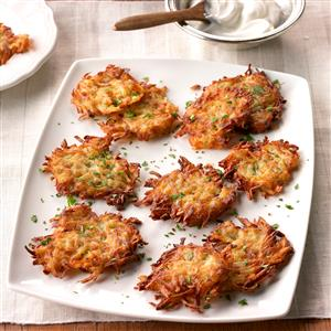Country Potato Pancakes Recipe