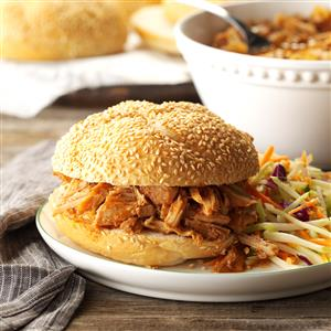 Country Rib Sandwiches Recipe