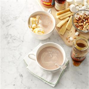 Cozy Hot Chocolate Recipe