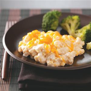 Crab Macaroni Casserole Recipe