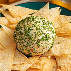 Crab Rangoon Cheese Ball Recipe