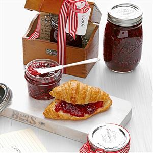 Cran-Raspberry Jam Recipe