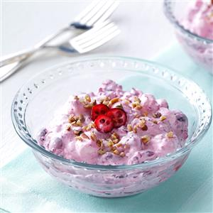 Cranberry Ambrosia Salad Recipe
