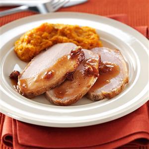 Cranberry-Dijon Pork Roast Recipe