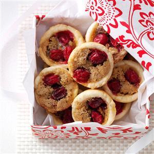 Cranberry Pecan Tassies Recipe