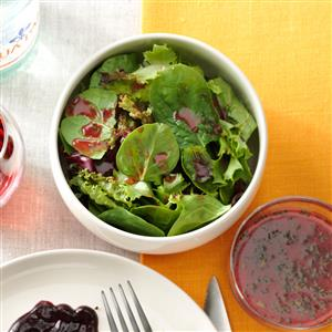 Cranberry-Sesame Vinaigrette Recipe