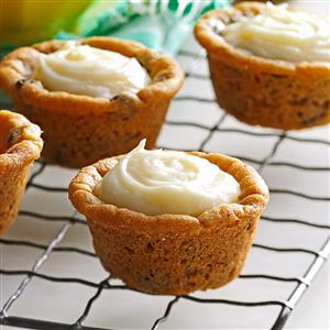 Cream Cheese Cookie Cups Recipe