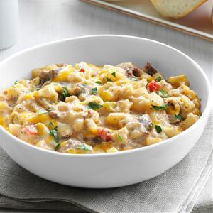 Creamy Beef & Potatoes Recipe