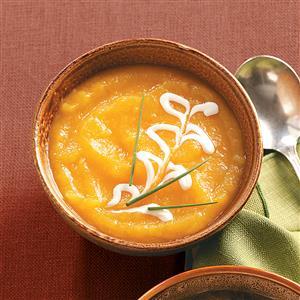 Creamy Butternut Soup Recipe