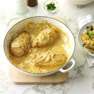 Creamy Dijon Chicken Recipe