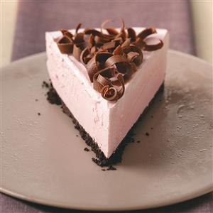 Creamy Frozen Raspberry Dessert Recipe