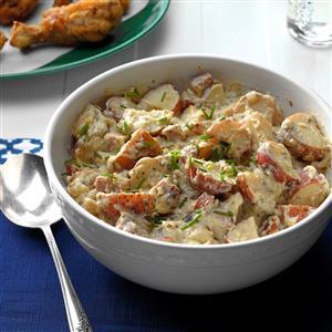Creamy Ranchified Potatoes Recipe