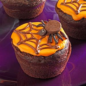 Creepy Cupcakes Recipe