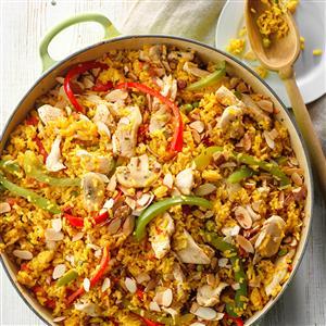 Creole Skillet Dinner Recipe