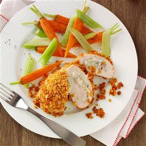 Crispy Buffalo Chicken Roll-Ups Recipe
