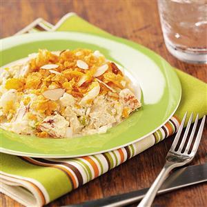 Crunchy Chicken Casserole Recipe