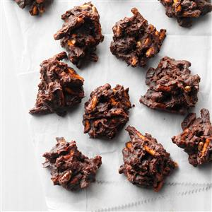 Crunchy Chocolate Clusters Recipe