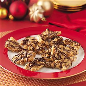 Crunchy Peanut Butter Candy Recipe