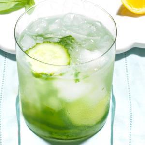 Cucumber Gin Smash Recipe