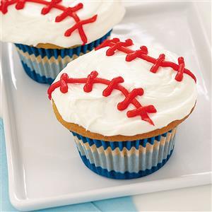 Curveball Cupcakes Recipe